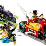 LEGO Monkie Kid 80018 Monkie Kids Wolken Bike 12
