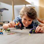 LEGO Monkie Kid 80018 Monkie Kids Wolken Bike 5