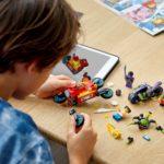 LEGO Monkie Kid 80018 Monkie Kids Wolken Bike 6