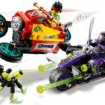 LEGO Monkie Kid 80018 Monkie Kids Wolken Bike 7