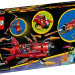 LEGO Monkie Kid 80019 Red Sons Inferno Jet 12