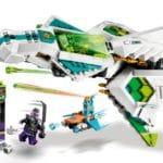 LEGO Monkie Kid 80020 Jet Des Weißen Drachenpferds 7
