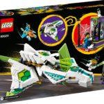 LEGO Monkie Kid 80020 Jet Des Weißen Drachenpferds 9