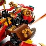 LEGO Monkie Kid 80021 Monkie Kids Löwenwächter 1