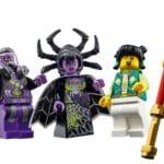 LEGO Monkie Kid 80021 Monkie Kids Löwenwächter 11