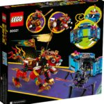 LEGO Monkie Kid 80021 Monkie Kids Löwenwächter 6