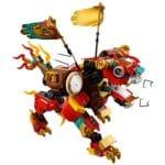 LEGO Monkie Kid 80021 Monkie Kids Löwenwächter 8