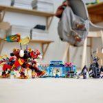 LEGO Monkie Kid 80021 Monkie Kids Löwenwächter 9