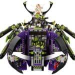 LEGO Monkie Kid 80022 Hauptquartier Der Spider Queen 14