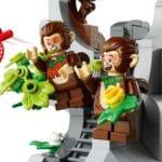 LEGO Monkie Kid 80024 Der Legendäre Berg Der Blumen Und Früchte 10