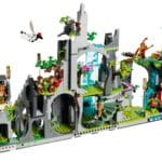 LEGO Monkie Kid 80024 Der Legendäre Berg Der Blumen Und Früchte 11