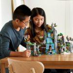 LEGO Monkie Kid 80024 Der Legendäre Berg Der Blumen Und Früchte 13