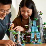 LEGO Monkie Kid 80024 Der Legendäre Berg Der Blumen Und Früchte 15