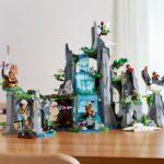 LEGO Monkie Kid 80024 Der Legendäre Berg Der Blumen Und Früchte 2