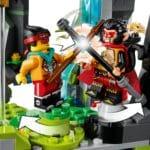 LEGO Monkie Kid 80024 Der Legendäre Berg Der Blumen Und Früchte 8