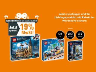 LEGO Saturn Angebote Februar 2021