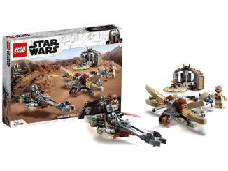 LEGO Star Wars 75299 Ärger Auf Tatooine