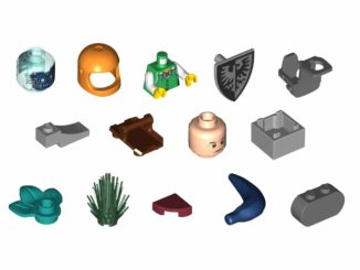 LEGO Steine Und Teile Februar 2021 Highlights