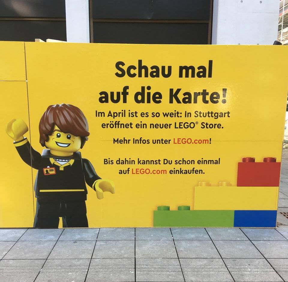 LEGO Store Stuttgart
