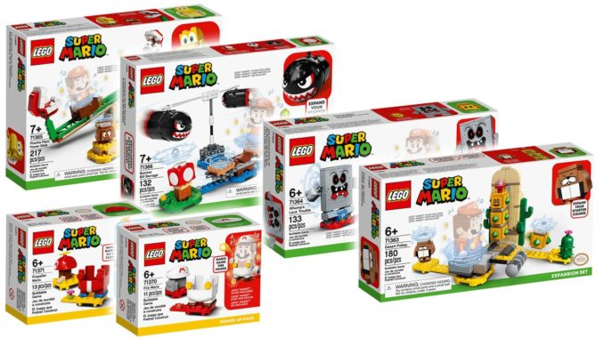 LEGO Super Mario Angebote Amazon