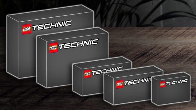 LEGO Technic Umfrage 2021