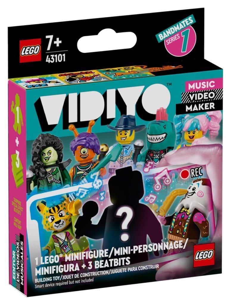 LEGO Vidiyo 43101 Bandmates Series 1 (2)