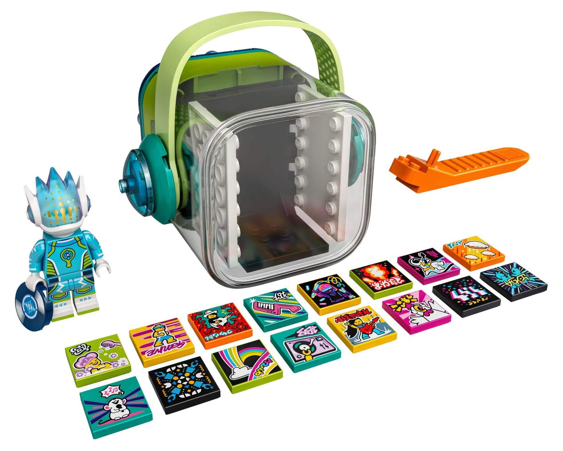 LEGO Vidiyo 43104 Alien Dj Beatbox (1)