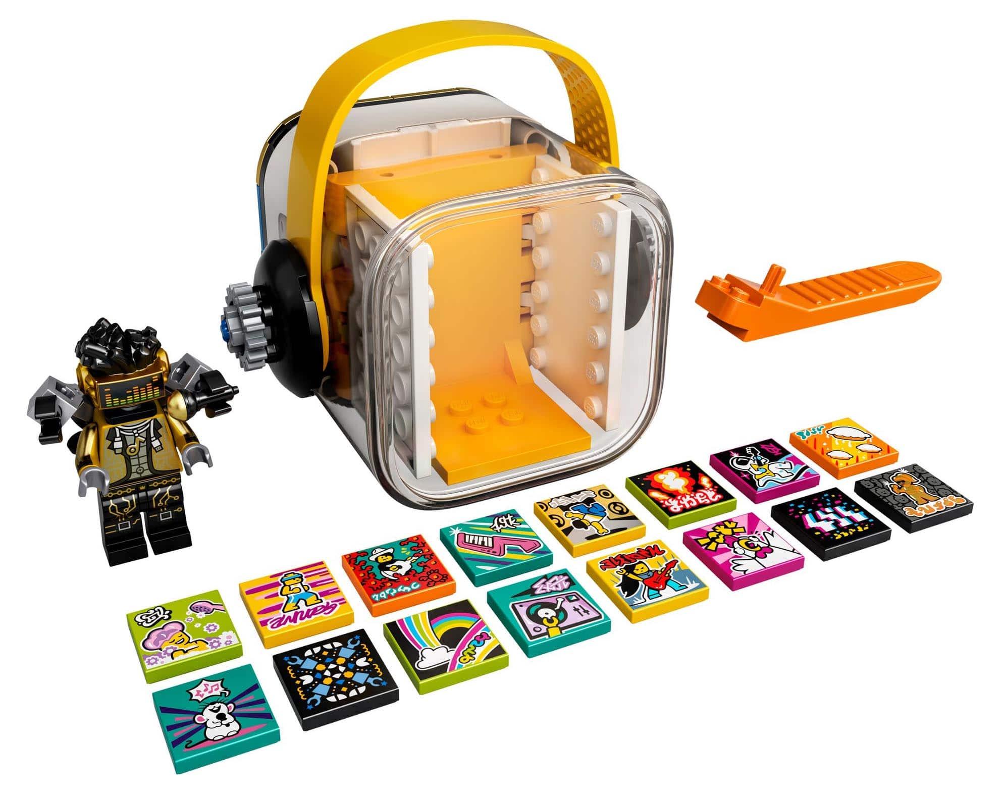 LEGO Vidiyo 43107 Hiphop Robot Beatbox (1)