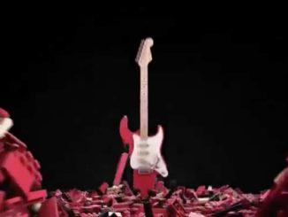 Mega Construx Fender