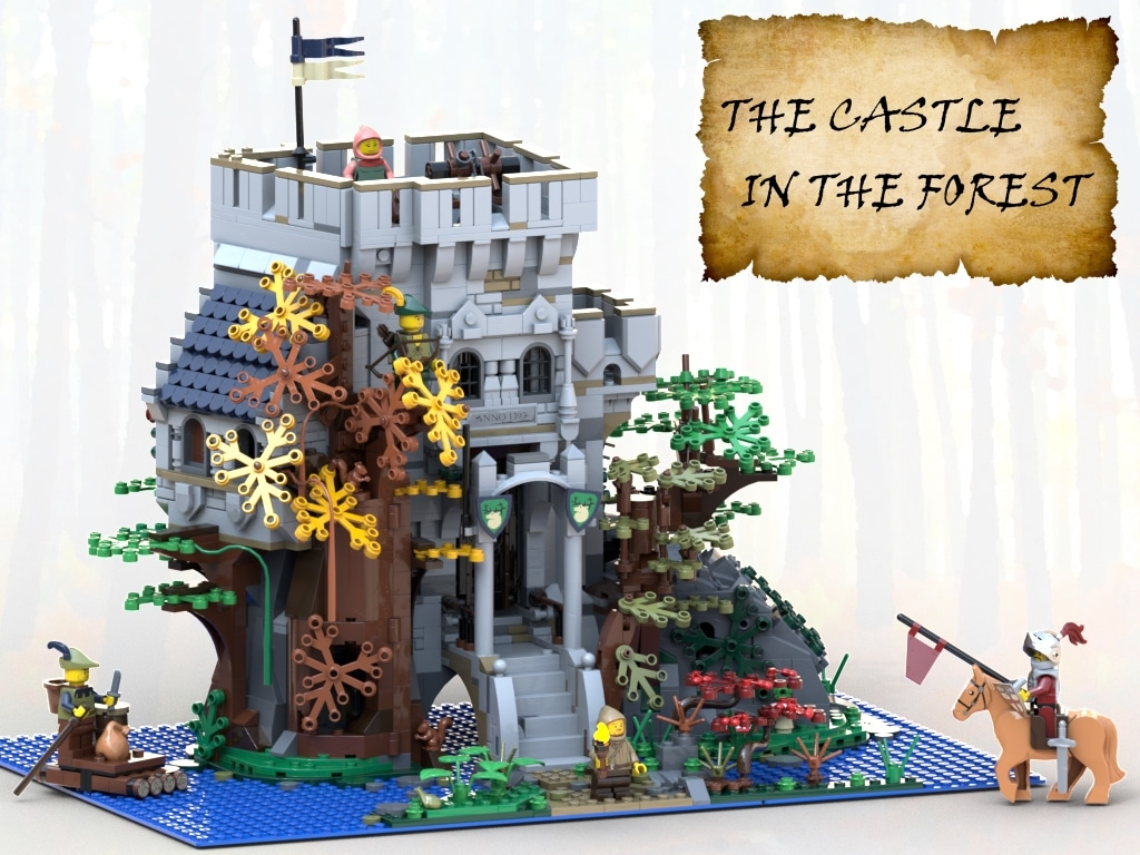 Adp2 Castle In The Forest1