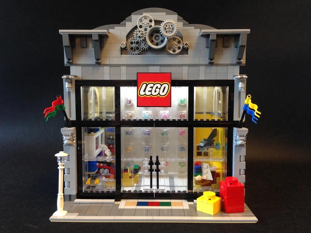 Adp2 LEGO Modular Store