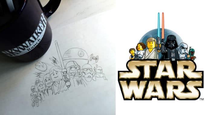Faberfiles LEGO SW Logo