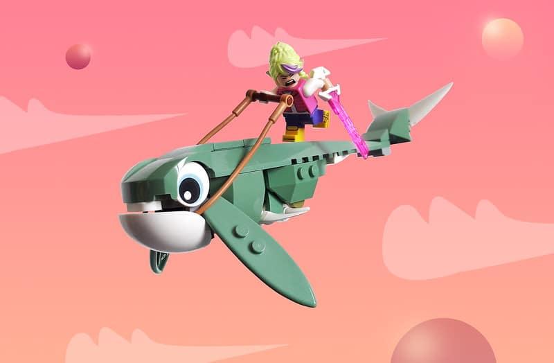 Fifi The Warrior Princess And The Hunt For Tatsu, The Magic Whale
