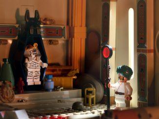 Jonas Kramm LEGO Grabkammer Adventurers Aegypten Titelbild