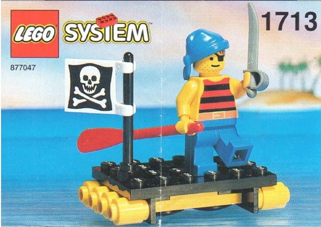 LEGO 1713 Vs Enlighten 9603 1
