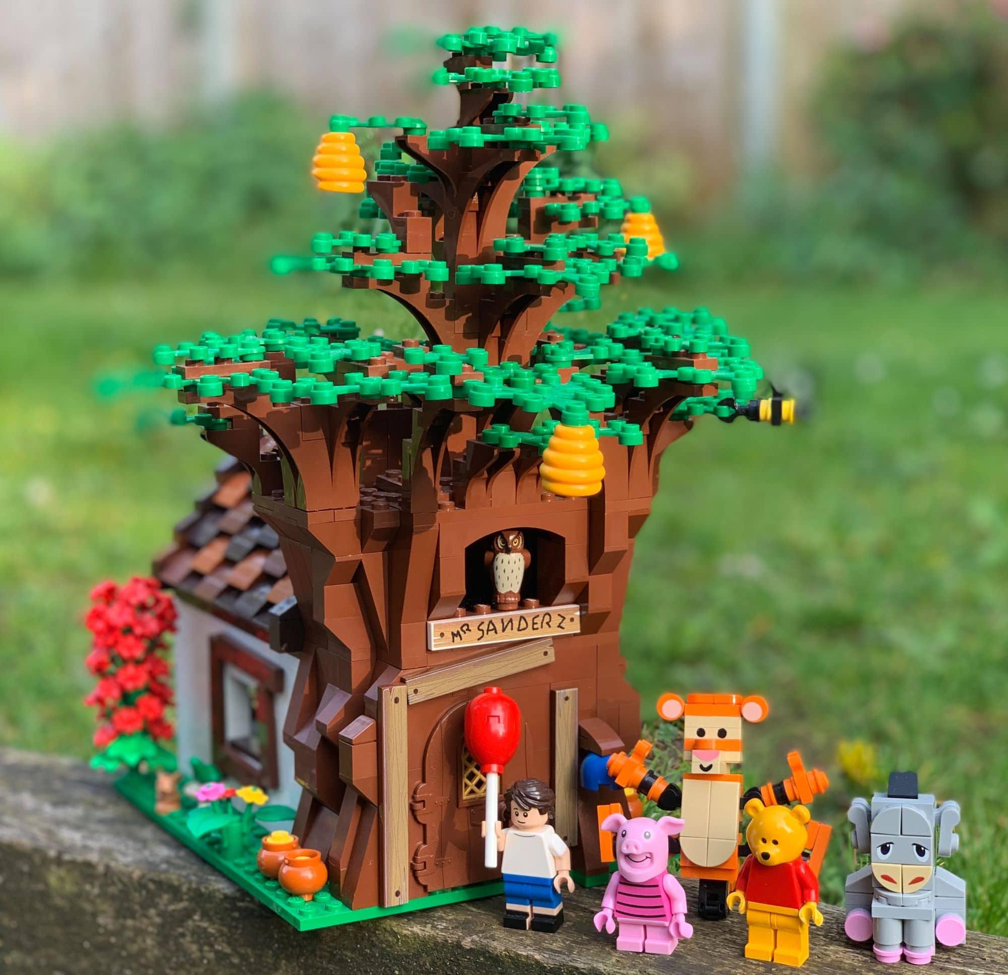 LEGO 21326 Winnie Pooh Fantentwurf Update