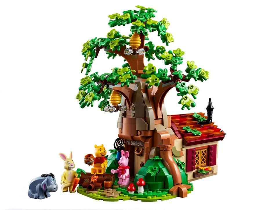 LEGO 21326 Winnie Pooh Slider 2