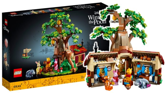 LEGO 21326 Winnie Pooh Titel