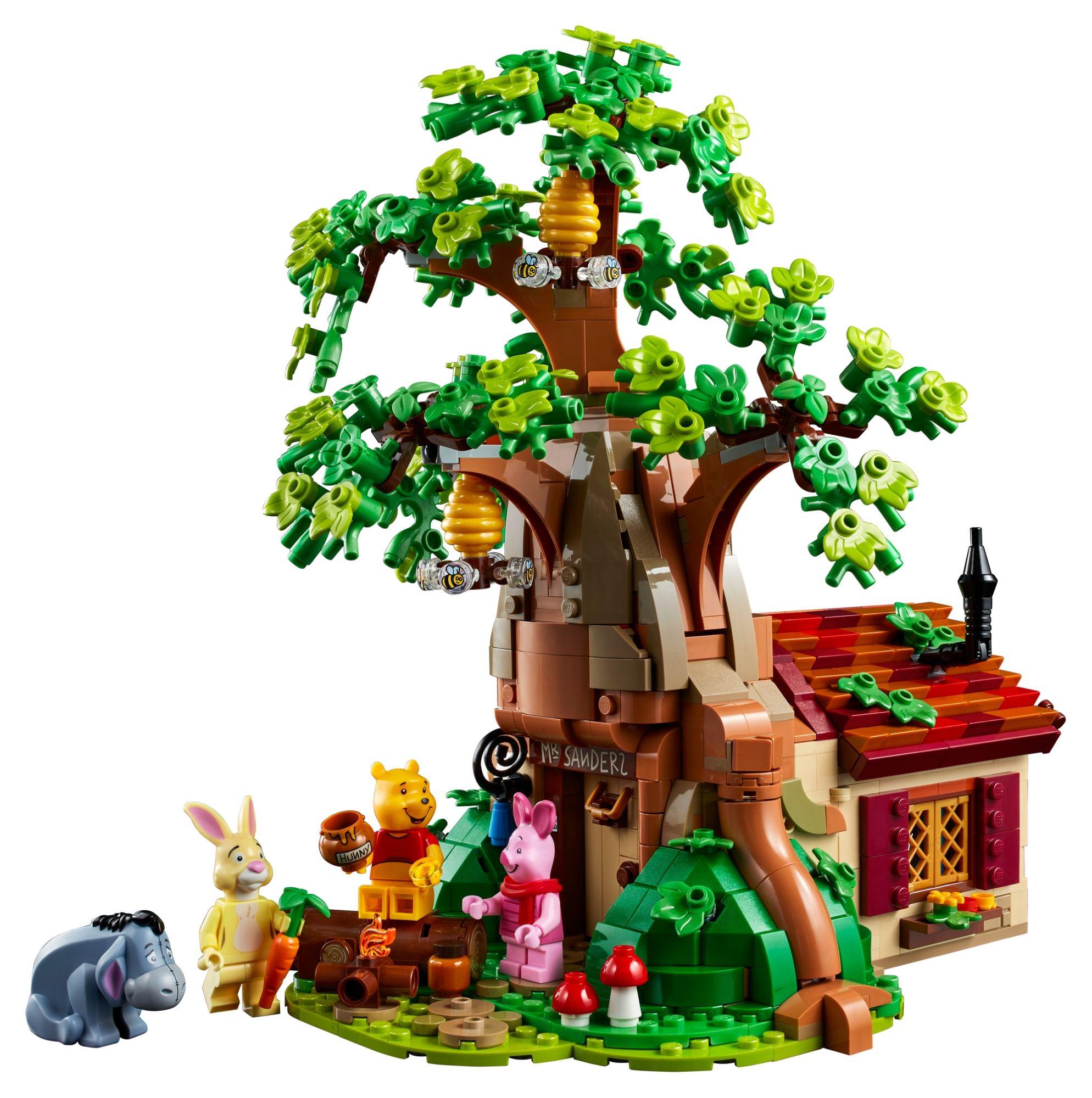 LEGO 21326 Winnie The Pooh 3