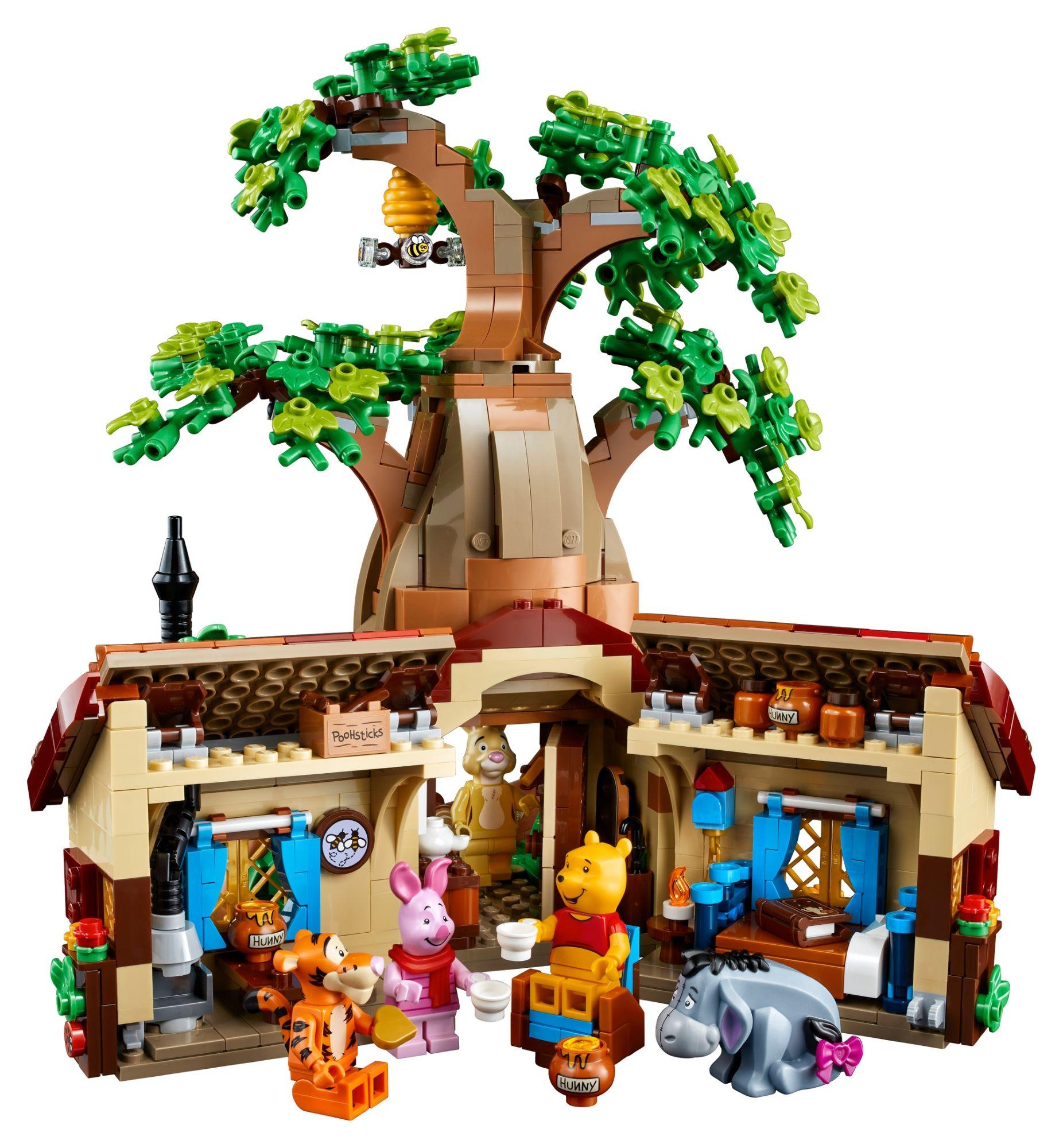 LEGO 21326 Winnie The Pooh 4