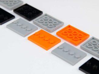 LEGO 3x4 Platte 10