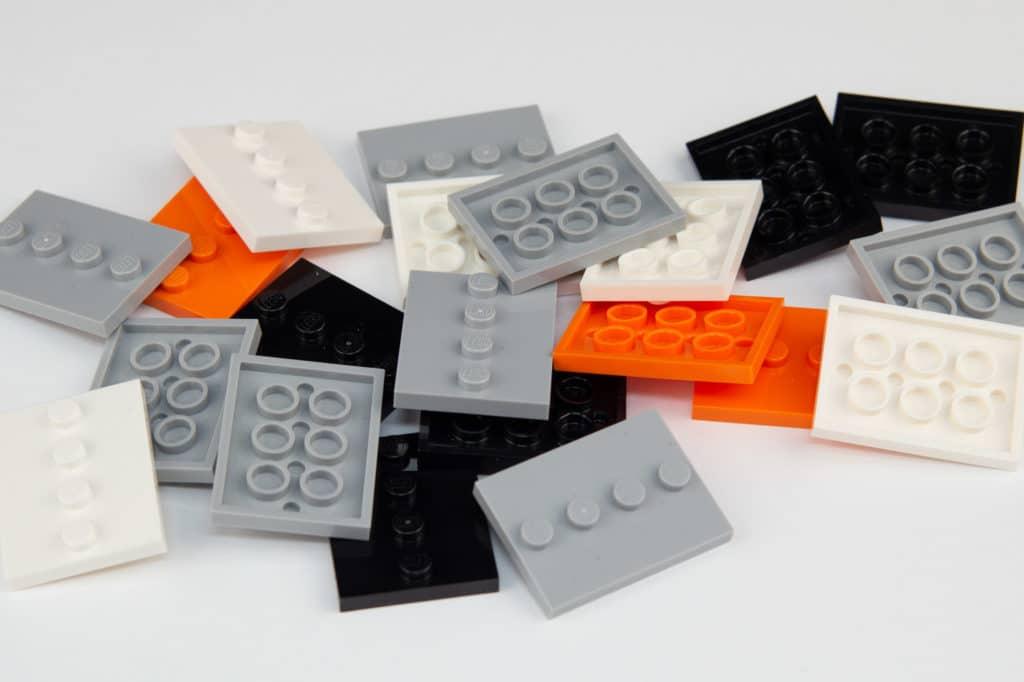 LEGO 3x4 Platte 4