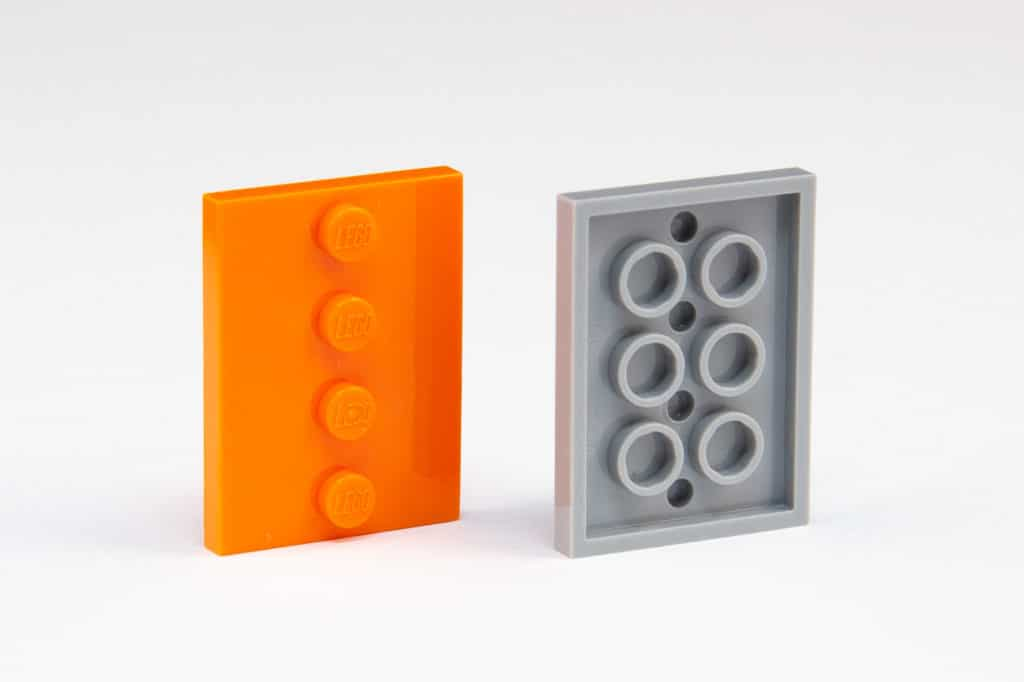 LEGO 3x4 Platte 8