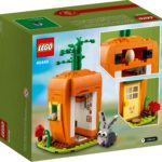 LEGO 40449 Karottenhaus Des Osterhasen 1