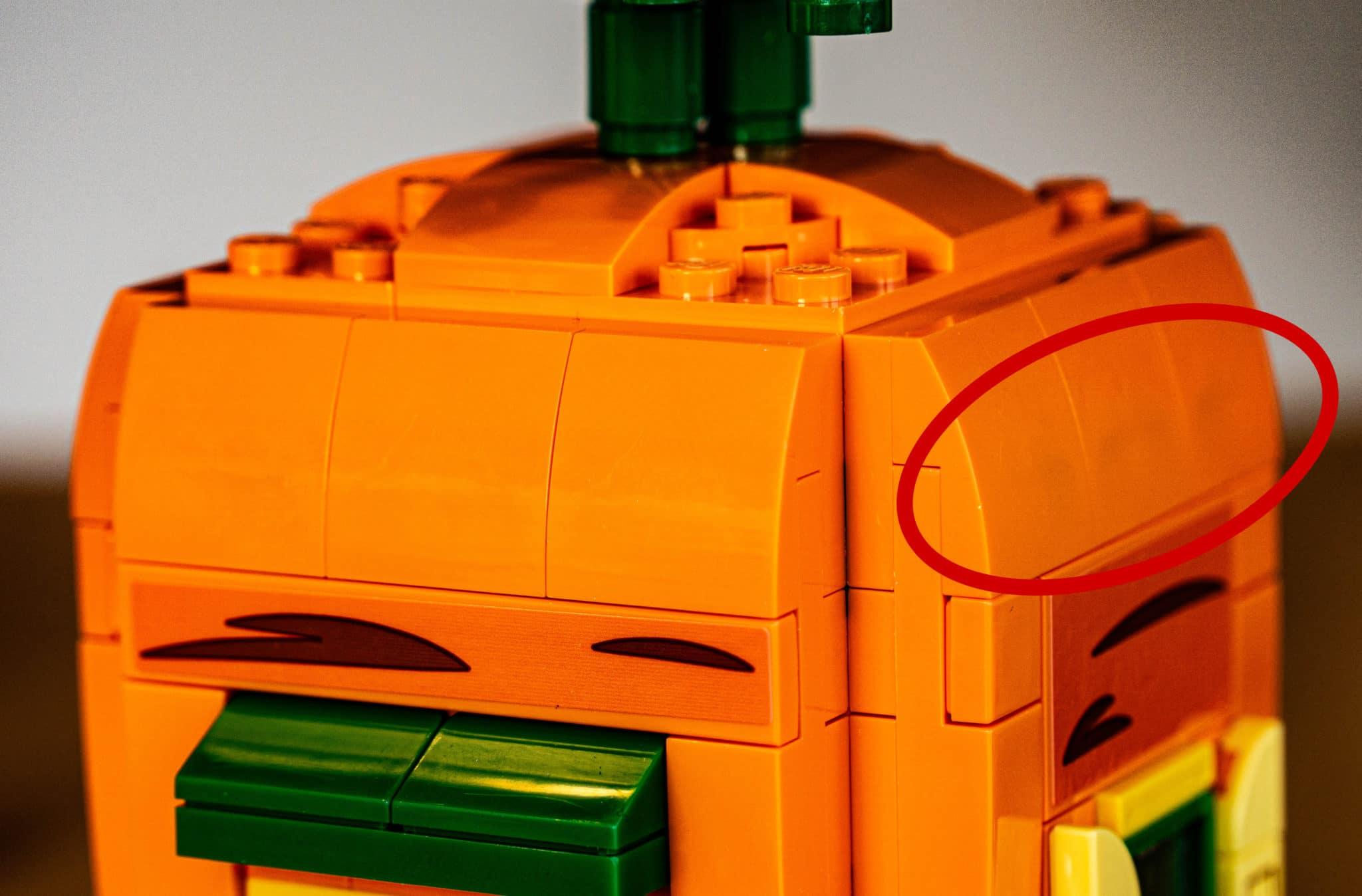 LEGO 40449 Karottenhaus Osterhase Review 10 Kopie