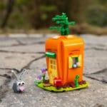 LEGO 40449 Karottenhaus Osterhase Review 21
