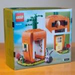 LEGO 40449 Karottenhaus Osterhase Review 3