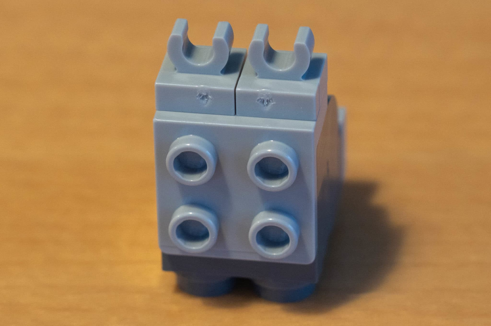 LEGO 40449 Karottenhaus Osterhase Review 5