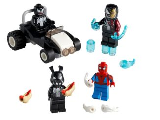 LEGO 40454 Spider Man Vs Venom Iron Venom