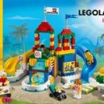 LEGO 40473 LEGOland Wasserpark 1